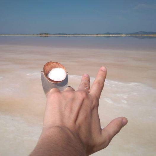 LFF. Salt. Evyenía Tzortzi