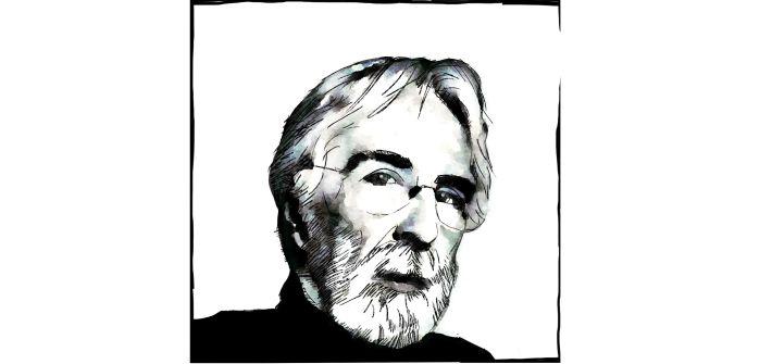 Retrato Haneke, por Carlos Sanchp