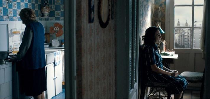 Luisa. De tu ventana a la mía.