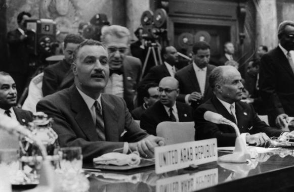 Socialismo árabe, imperialismo y primaveras.