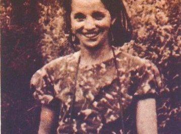 Efemérides: Asturias, 1934. Muerte de Aída De la Fuente, Rosa Roja de Asturias.