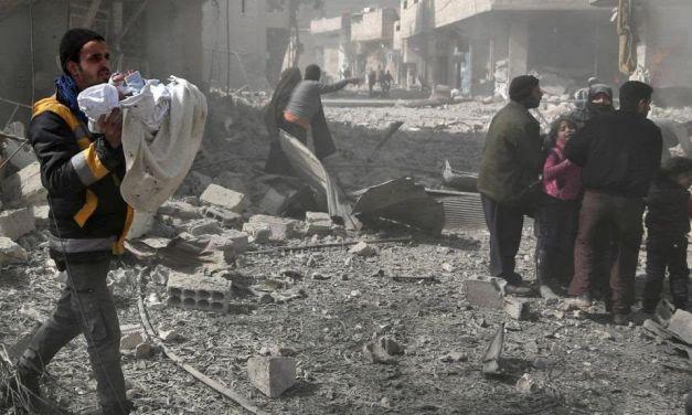 Se desata una nueva agresión mediática contra Siria.