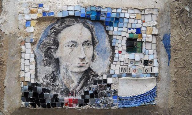 Volveremos, Louise Michel.  Aniversario de La Comuna de París.