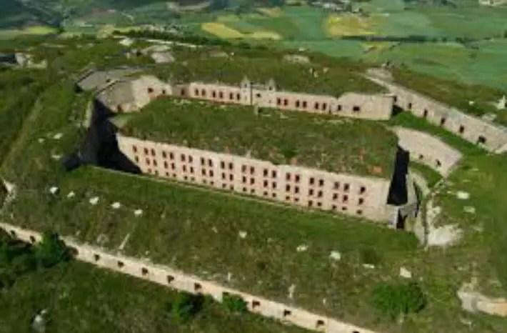 La fuga del Fuerte de San Cristóbal.
