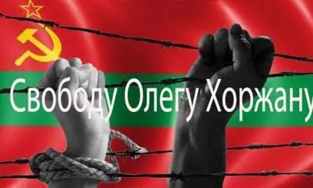 ¡Alto a la represión contra los comunistas en Transnitria! ¡Libertad para Oleg Horzhan!