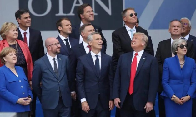 CUMBRE OTAN. Señores feudales y vasallaje 2.0.
