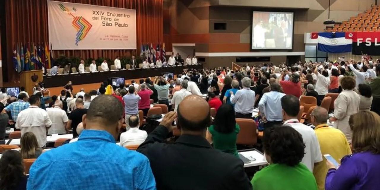 América se desnuda ante la situación de Nicaragua.