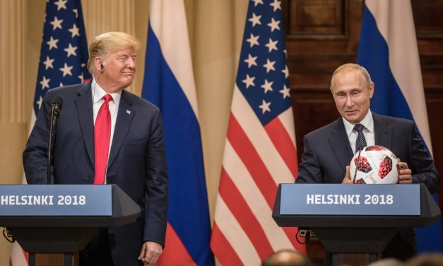 Postales rusas sobre la errática política exterior norteamericana.