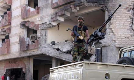 Ataque contra la sede de Emiratos árabes Unidos en Adén.