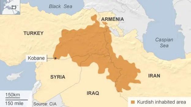 Posverdad: Kurdos, Irán, Iraq o Siria.