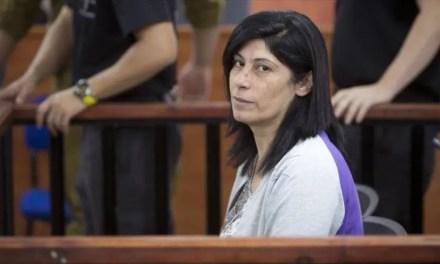 Jalida Jarrar. La Detención Administrativa es un crimen.
