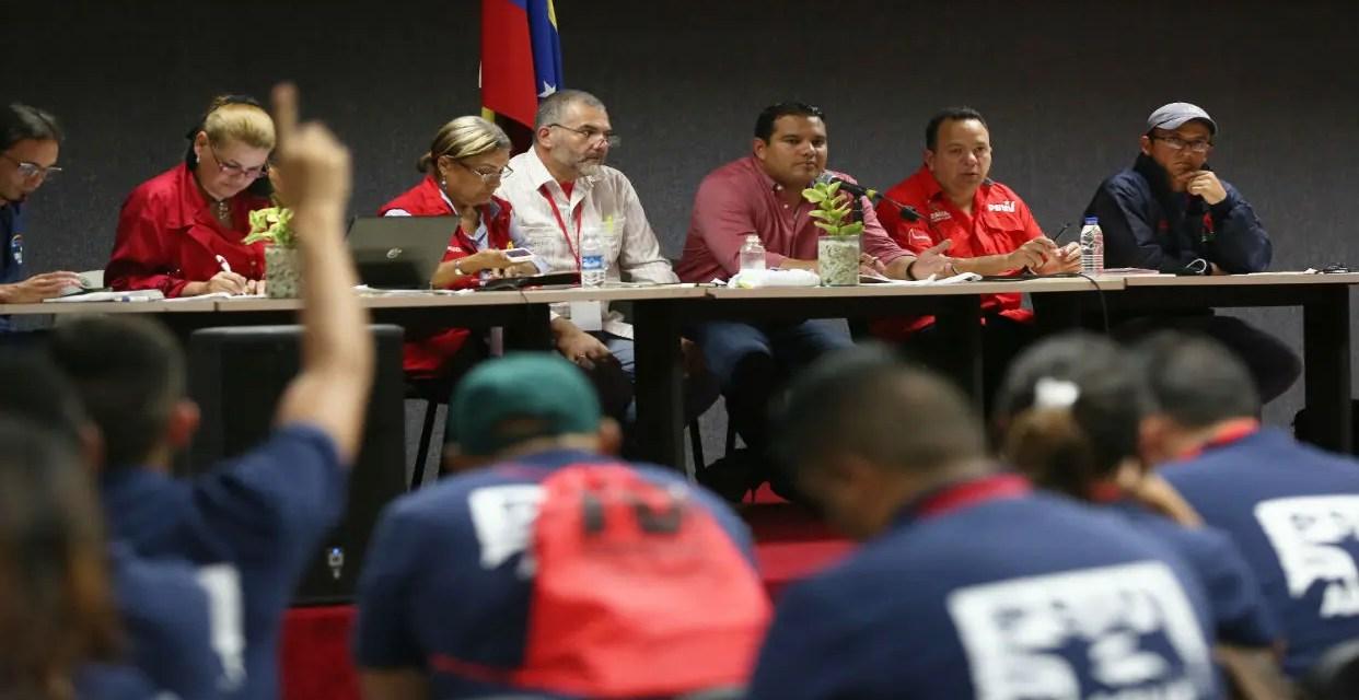 Venezuela: IV Congreso del PSUV y III Congreso de la Juventud en Caracas.