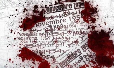 Inicio de la Revolución argelina. 01 de Noviembre de 1954.