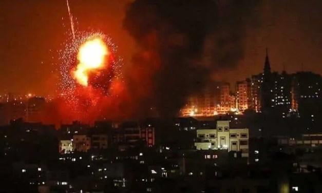 Contra la nueva agresión sionista a Gaza.