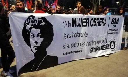 08 de Marzo 2019: La lucha de clases tomó las calles