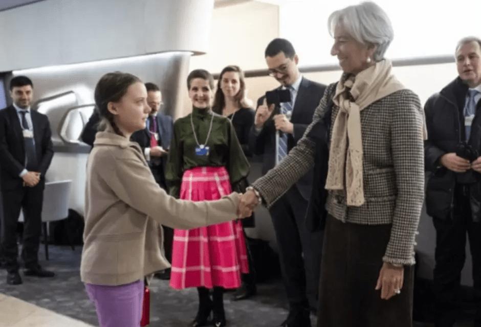 Greta Thunberg o porqué el capitalismo necesita cooptar la lucha ecologista