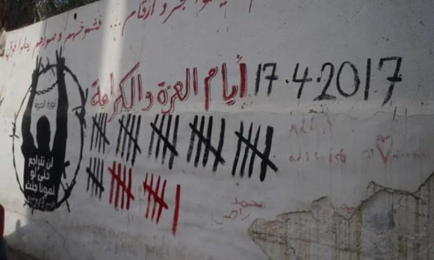 Torturas en las cárceles del ente sionista