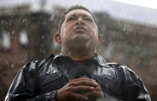 Siete años sin Chávez
