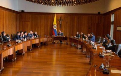 La Corte Suprema ordenó garantizar el derecho a la protesta en Colombia