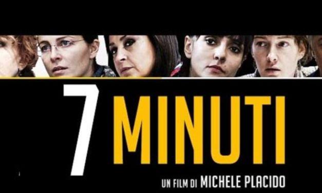 CINE : Reseña y recomendación; 7 Minutos
