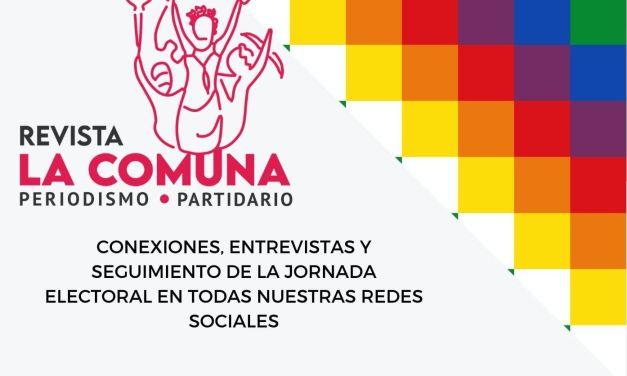 Cobertura especial Elecciones Bolivia 2020