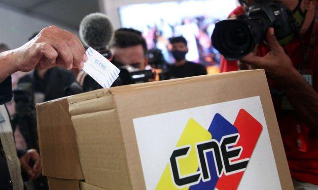 Tiempo de elegir: Elecciones a la Asamblea Nacional en Venezuela