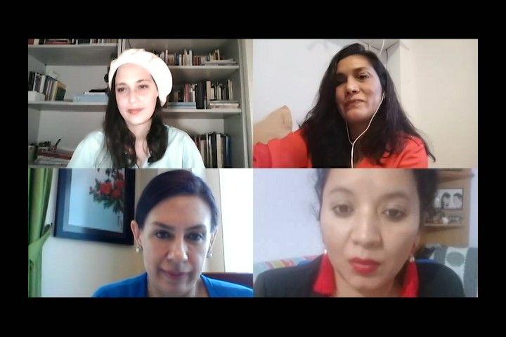 #EleccionesEcuador2021: Verónica Rengel, conversatorio con migrantes en el Estado Español