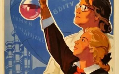 La URSS, la ciencia y las mujeres
