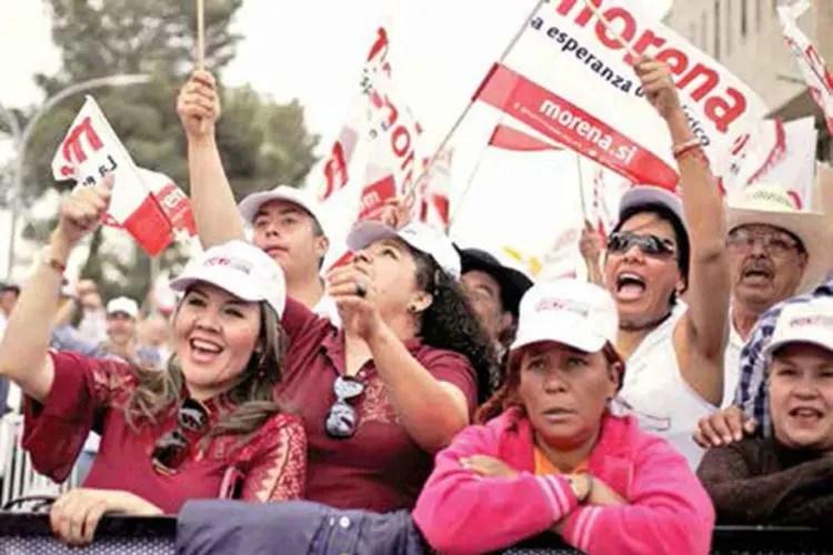 LA LUCHA DE LA MUJER EN EL CONTEXTO POLÍTICO MEXICANO ACTUAL