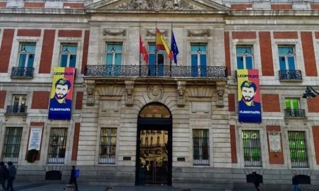 Leopoldo López: Un prófugo de la justicia con el beneplácito del rey de España