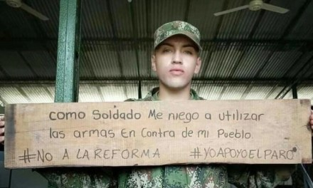 """""""Veteranos por Colombia"""", organización de militares en retiro contra el mandato de Asistencia Militar ordenado por Iván Duque"""