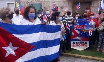 Se suman voces de apoyo internacional a la Revolución Cubana
