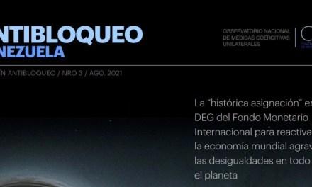 Boletín Antibloqueo Venezuela Nº 3