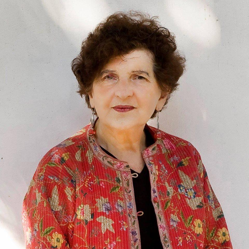 Margo Glantz escritora Mexicana