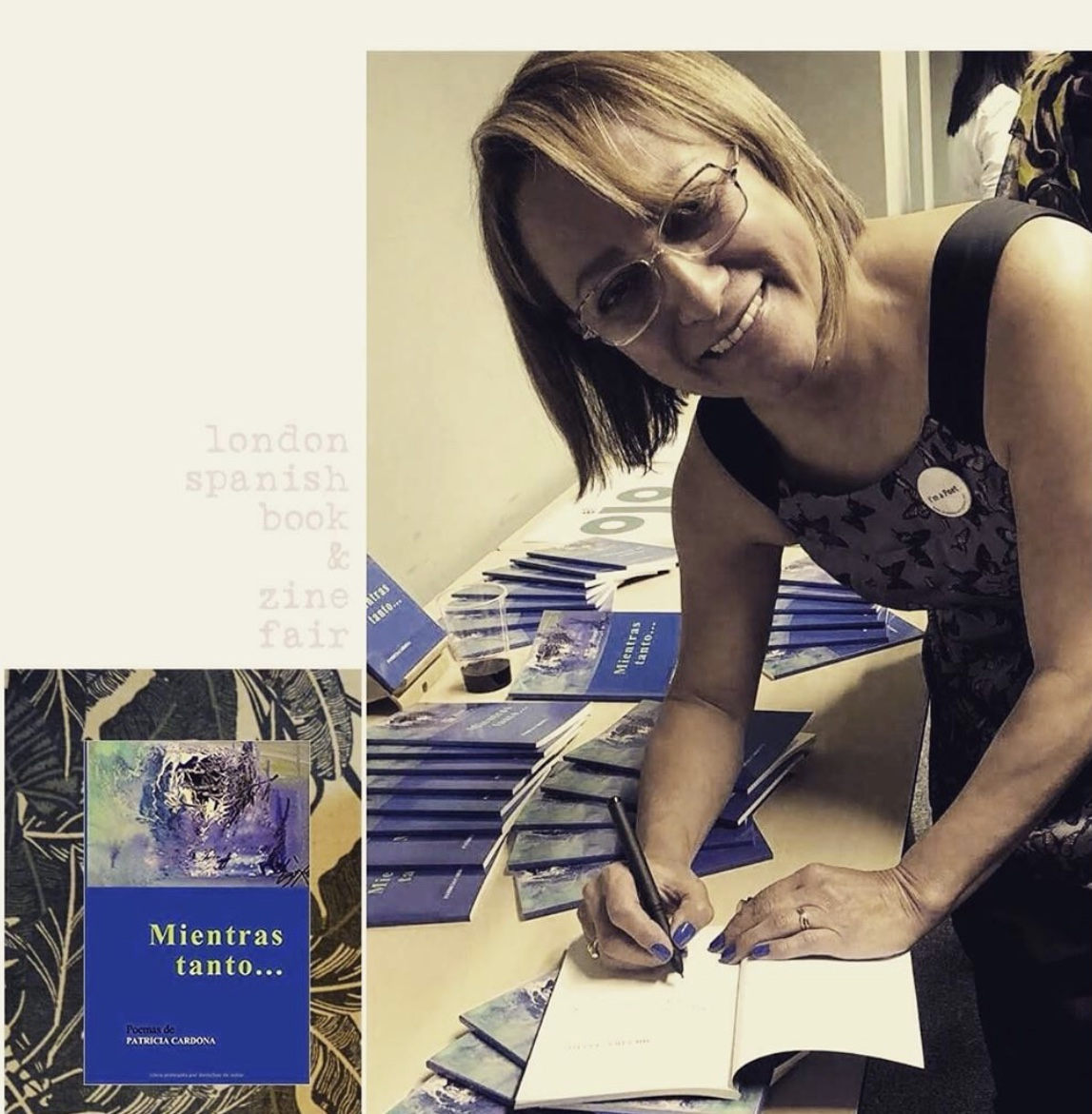 Escritora Patricia Cardona