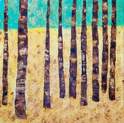 Trees I Author Leticia Alvarez
