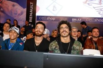 Felipe Titto e Caio Castro