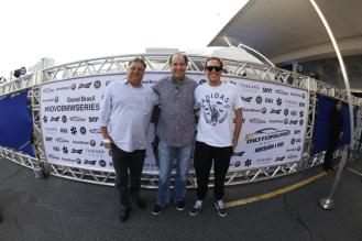 Tiago Custodio, Robert Dannienberg, Almir Oren
