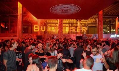 Quem curtiu o fim de semana no Budweiser Basement (RJ) e na Festa da Esbórnia em SP