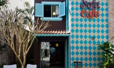 Sofá Café lança o Coffeeaholic