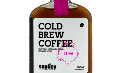Novidade para coffelovers: Cold Brew