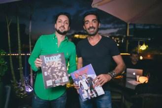lounge* reúne empresários da Vila Madalena em coquetel no Che Bárbaro