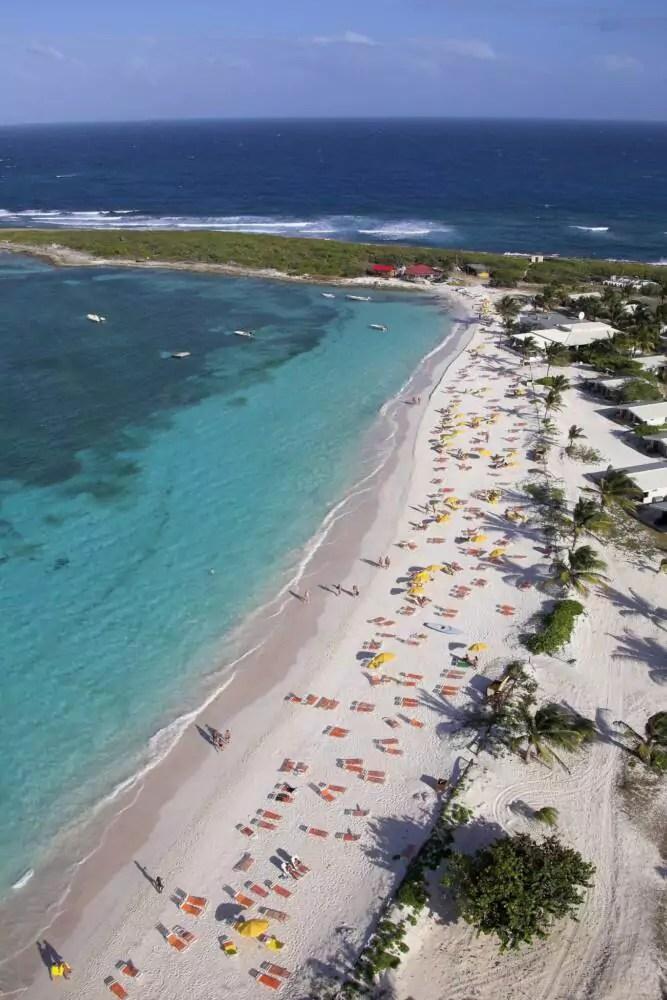 Saint-Martin, o Caribe Francês, é duty free a céu aberto
