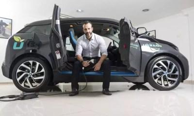 LDS Group inova o serviço de compartilhamento de carros com Car Charing Free Floating no Brasil