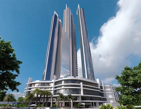 Ibiza Towers altera a silhueta de Balneário Camboriú