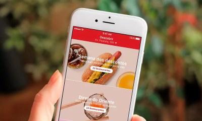 iFood realiza promoção de pratos por mais da metade do preço