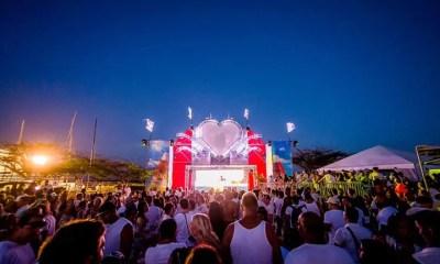 Love Festival apresenta o melhor da música eletrônica em Aruba