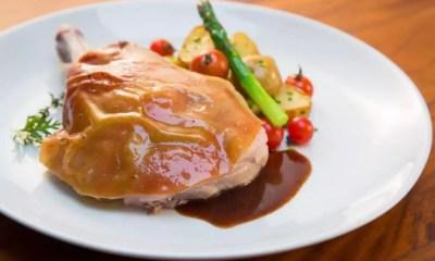 Restaurante terá Cochinillo a partir de HOJE no menu