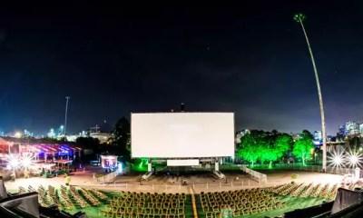 São Paulo recebe maior cinema ao ar livre do mundo