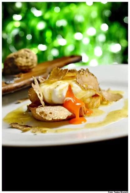 Restaurante abre temporada de Tartufo Branco